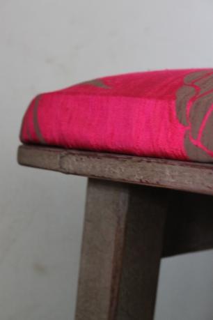 Magenta Bench Detail 1