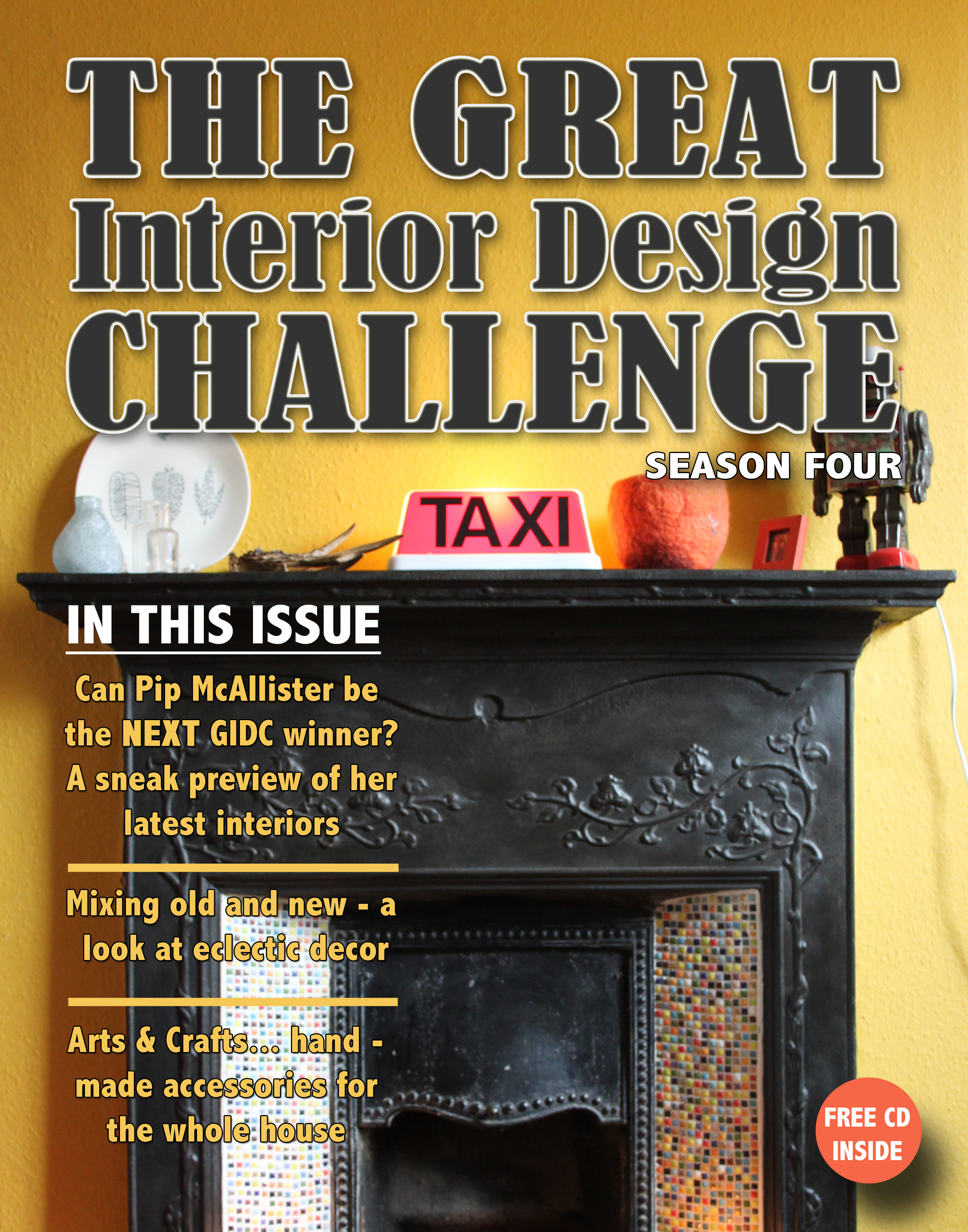 The Great Interior Design Challenge Chalky Chic
